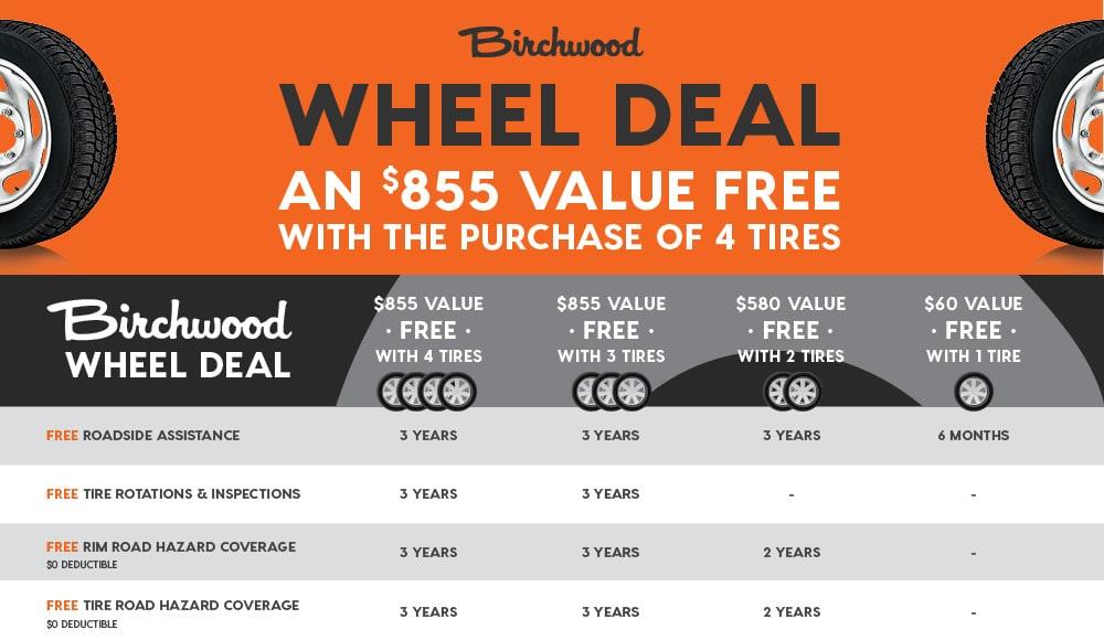 Wheel Deal